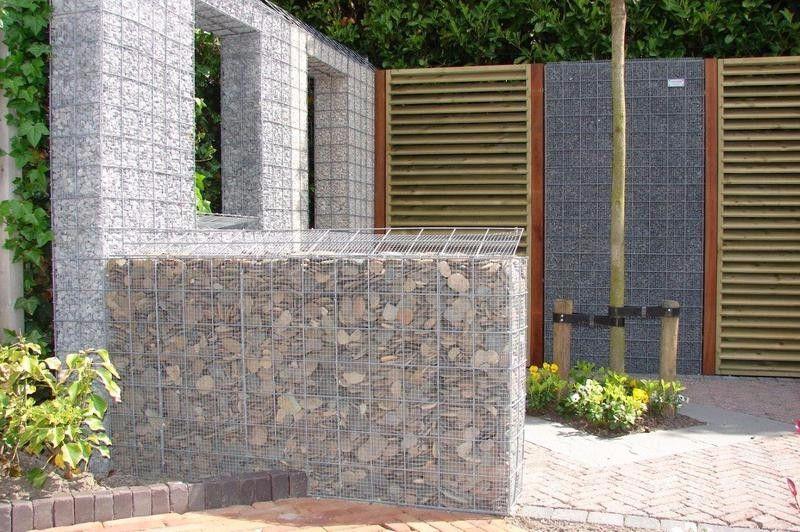 Dco nature services et produits du paysage gabion et mur - Mur anti bruit jardin ...
